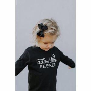 Unisex Adventure Seeker Toddler Tee